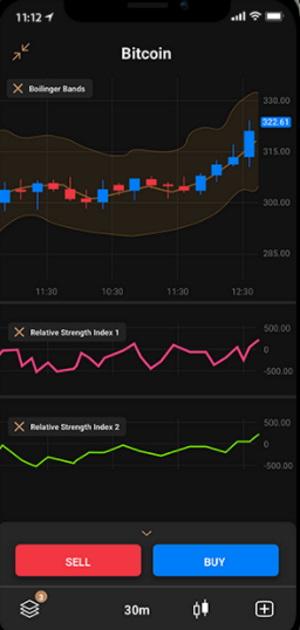capital.com mobile app