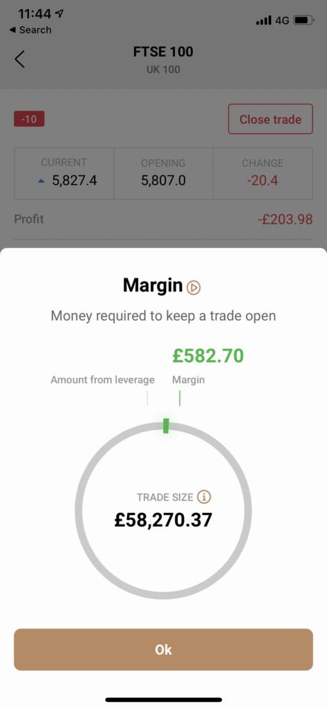 capital.com sell ftse100 cfd