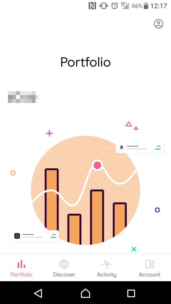 Freetrade App User Experience