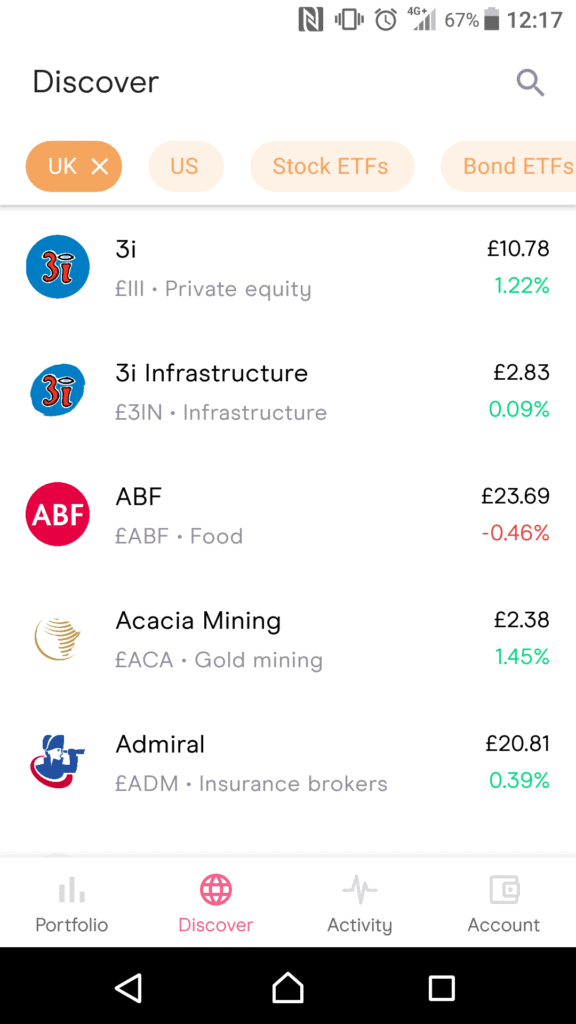 What Stocks Can You Trade on the Freetrade App