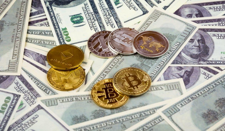 Top 3 cryptocurrencies market cap-StockApps.com
