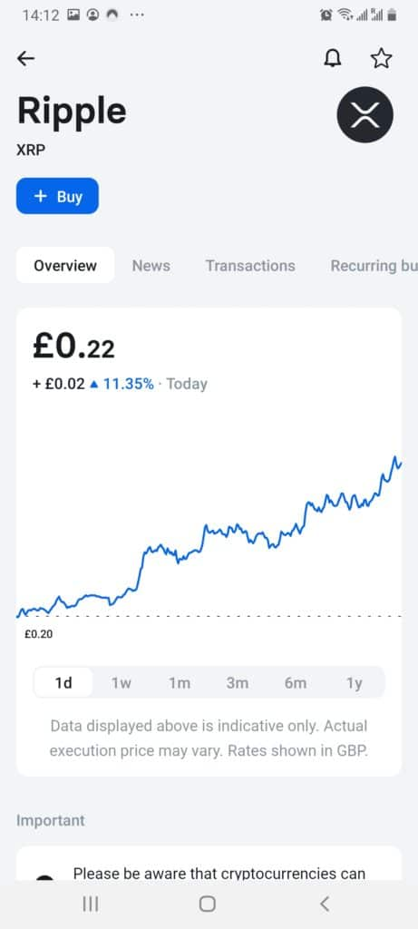 revolut crypto trading