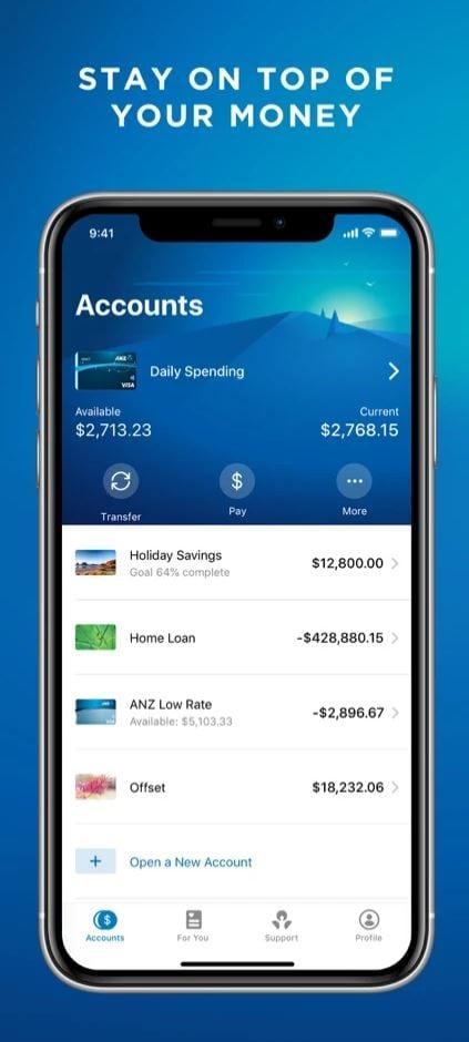 ANZ - Banking App