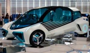 Fuel cell companies market cap