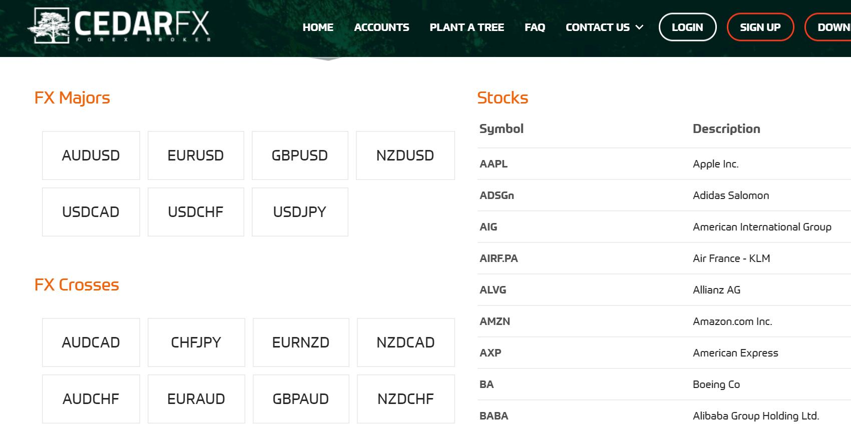 cedarfx assets