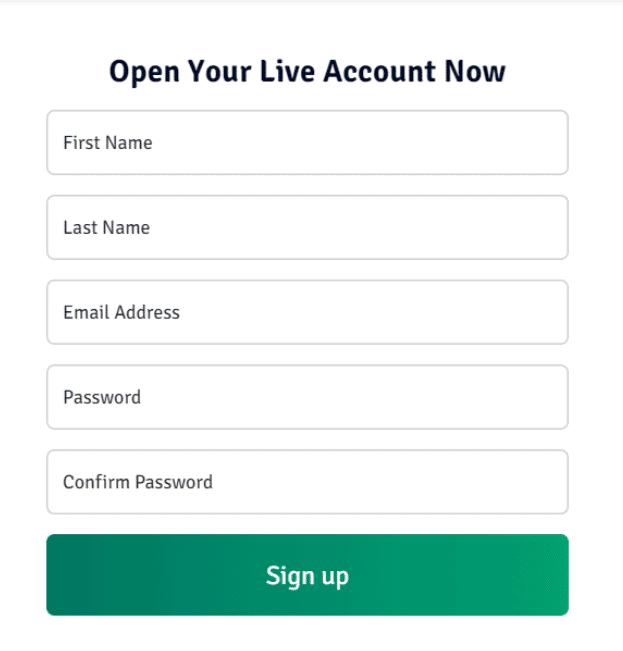 cedarfx open account