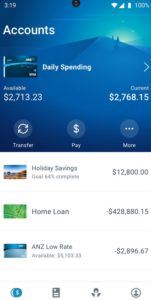 ANZ Mobile App