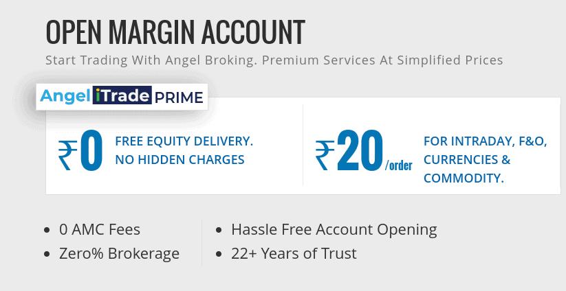 angel broking app margin account