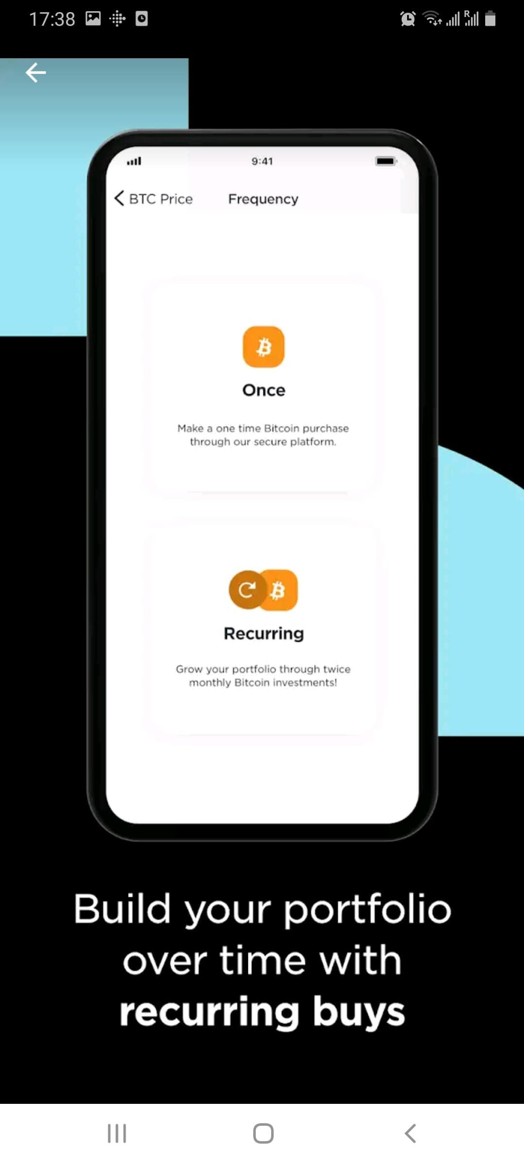 teisėtas bitcoin trading app