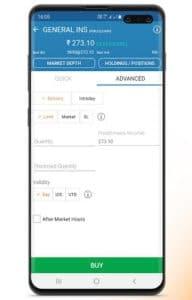 IIFL Markets app buy