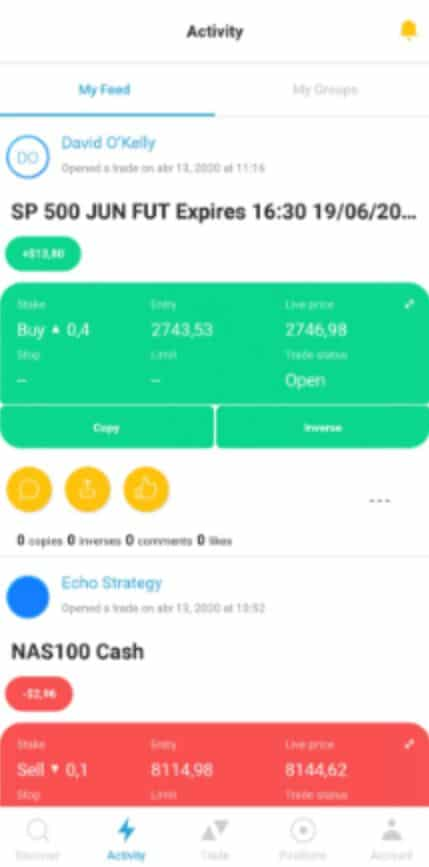 AvaTrade AvaSocial App