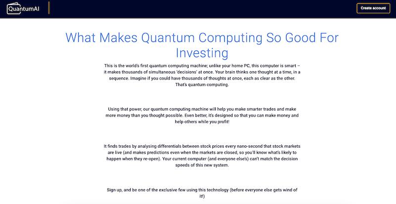 quantumai services